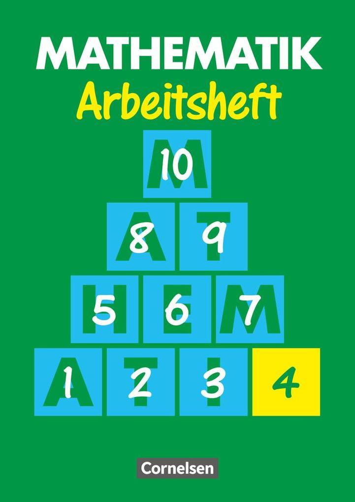 Mathematik. Neue Ausgabe für Sonderschulen. Arbeitsheft 4. Euro als Buch