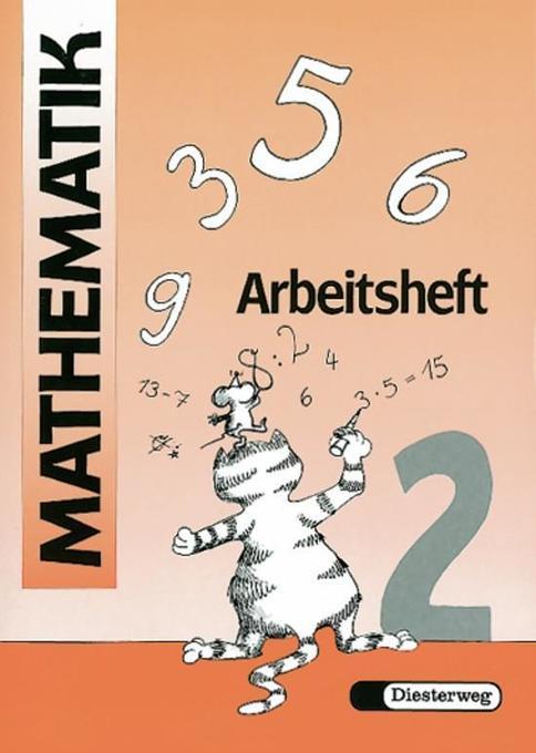 Mathematik-Übungen. Arbeitsheft 2 als Buch