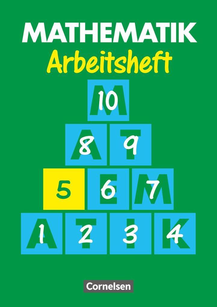 Mathematik 5. Arbeitsheft. Neue Ausgabe für Sonderschulen als Buch