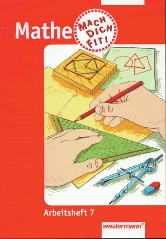 Mathematik 7. Mach Dich Fit. Arbeitsheft als Buch