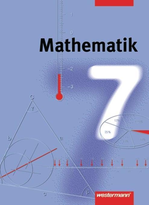 Mathematik 7. Euro. Schülerbuch. Neubearbeitung als Buch