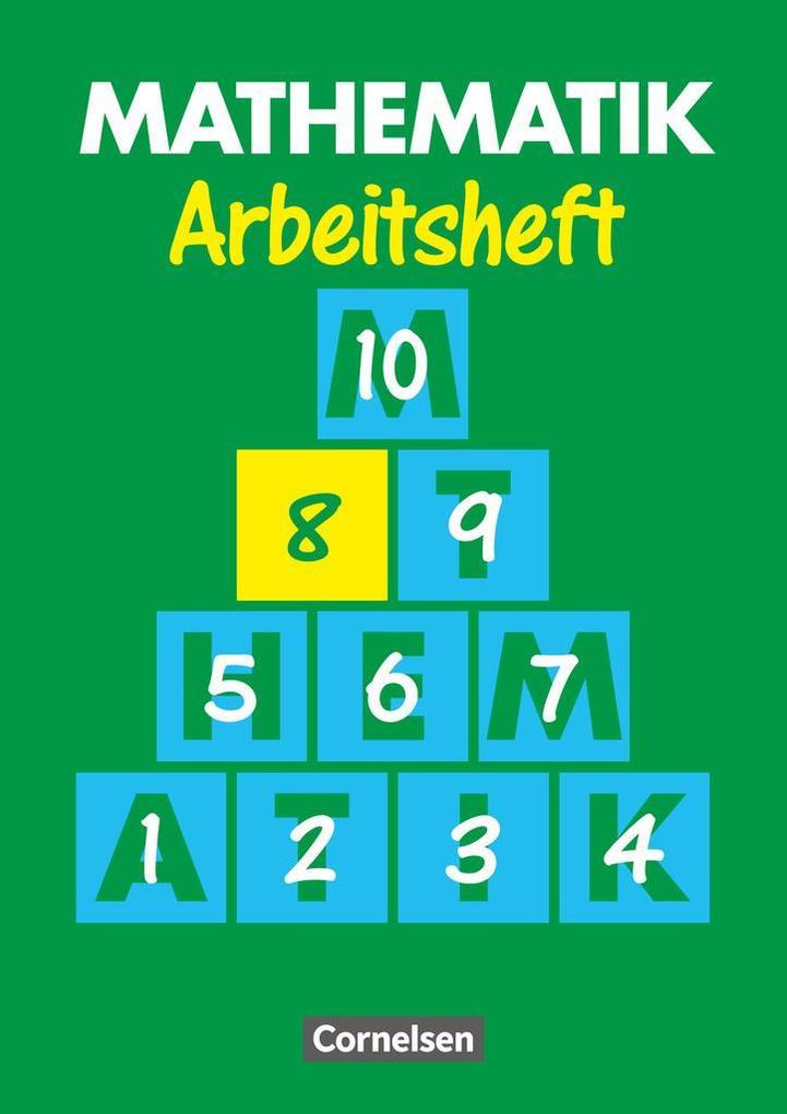 Mathematik 8. Arbeitsheft. Neue Ausgabe für Sonderschulen als Buch