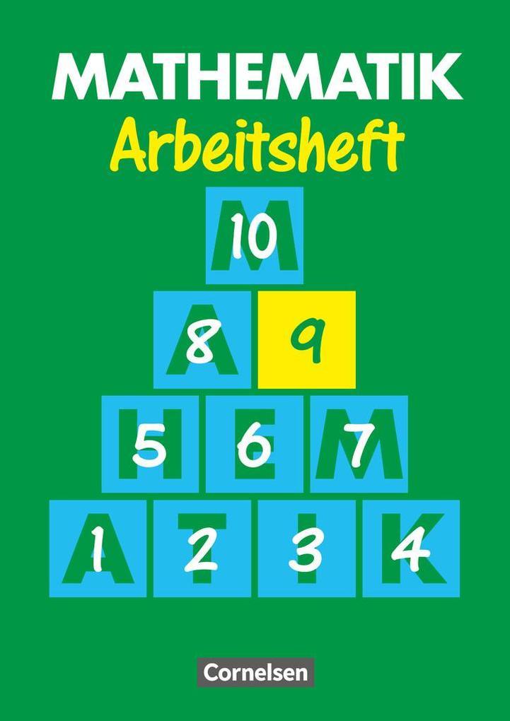 Mathematik 9. Arbeitsheft. Neue Ausgabe für Sonderschulen als Buch