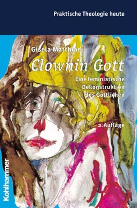 Clownin Gott als Buch