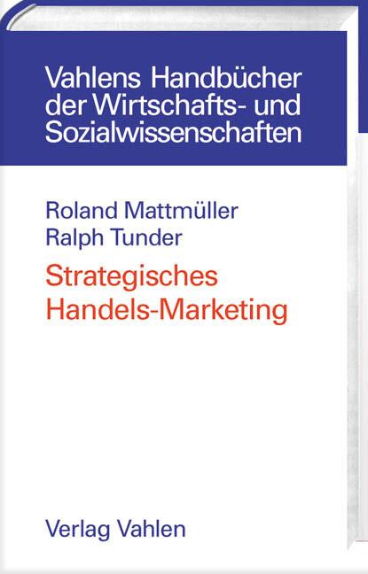 Strategisches Handelsmarketing als Buch