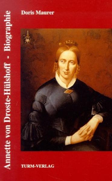 Annette von Droste-Hülshoff als Buch