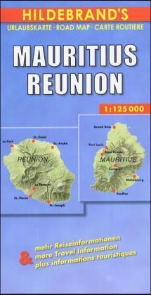 Mauritius / Reunion 1 : 125 000 als Buch