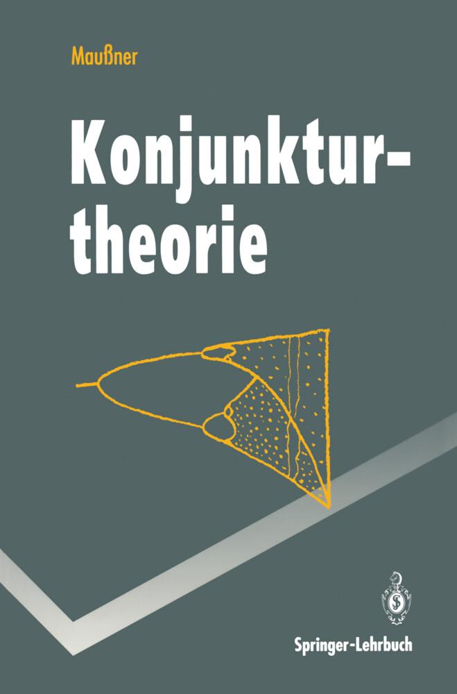 Konjunkturtheorie als Buch
