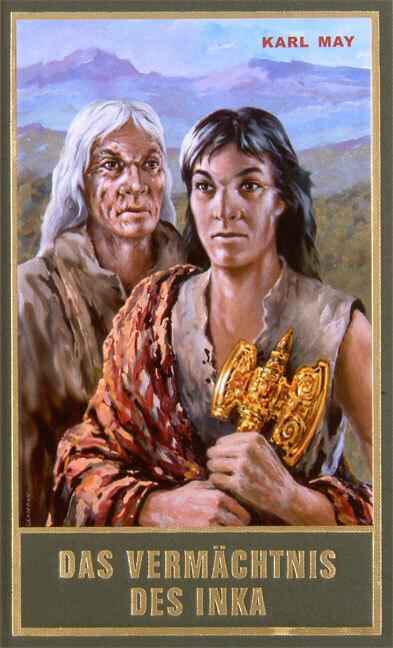 Das Vermächtnis des Inka als Buch