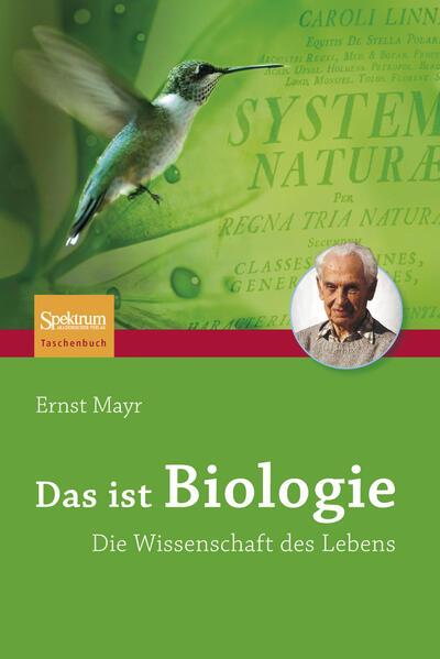Das ist Biologie als Buch von Ernst Mayr
