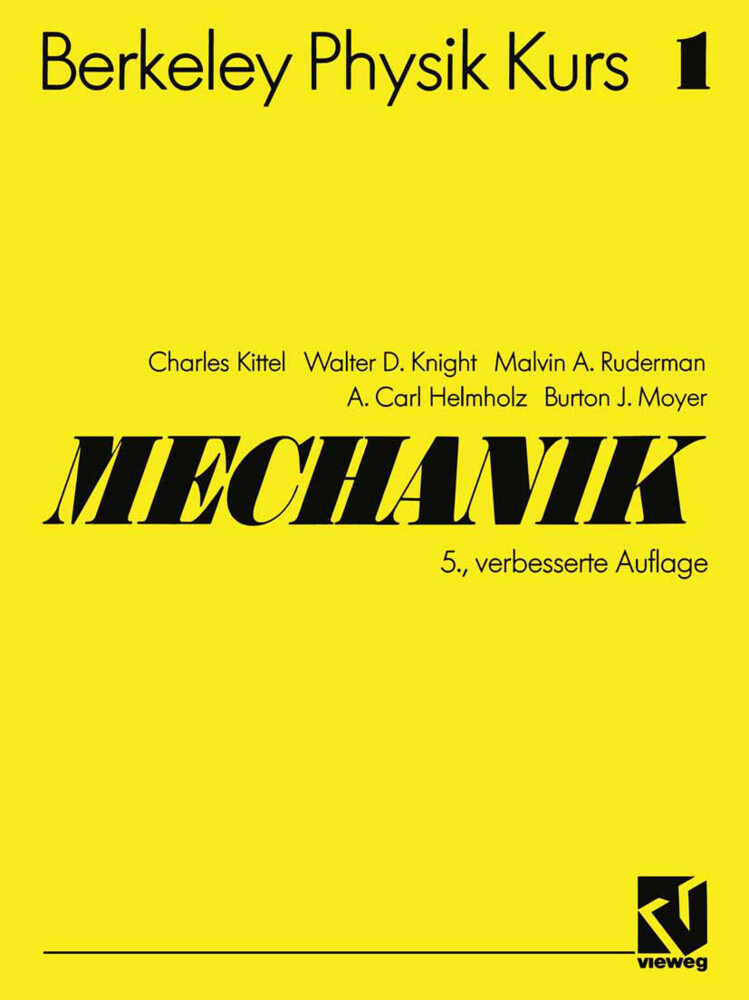 Mechanik als Buch