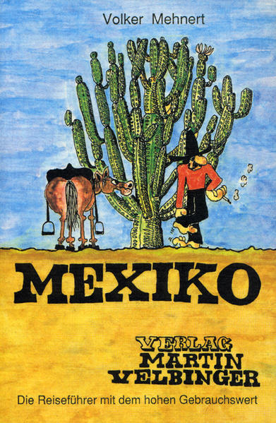 Mexiko als Buch