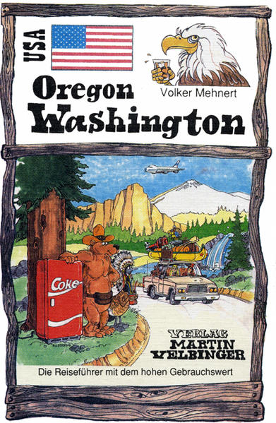 USA Oregon / Washington als Buch