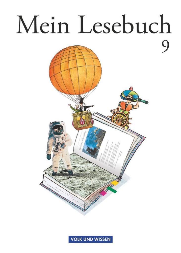 Mein Lesebuch 9 als Buch
