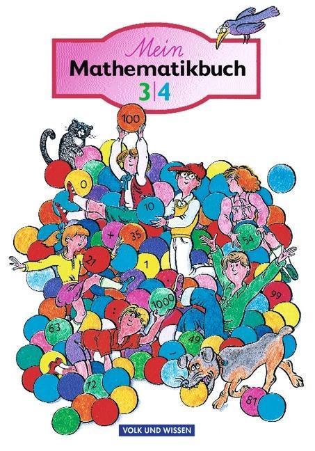 Mein Mathematikbuch 3/4. Sonderschule als Buch