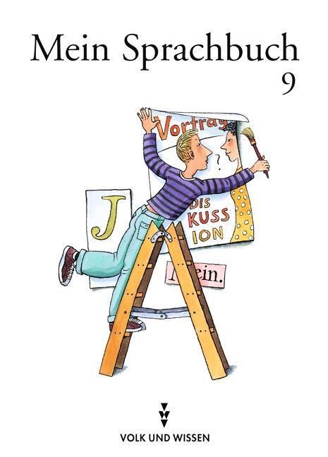 Mein Sprachbuch 9 als Buch