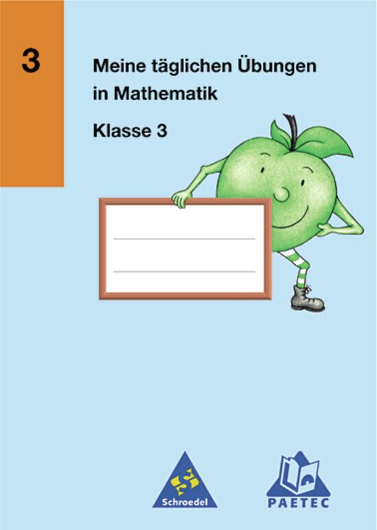 Meine täglichen Übungen in Mathematik 3 als Buch