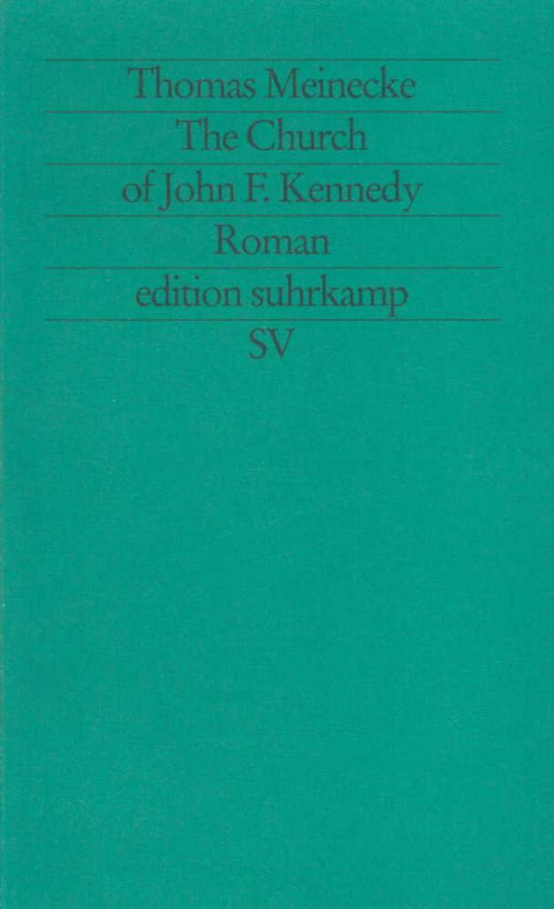 The Church of John F. Kennedy als Taschenbuch