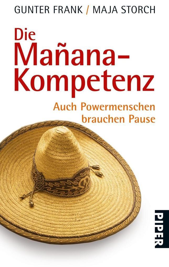 Die Manana-Kompetenz als Taschenbuch