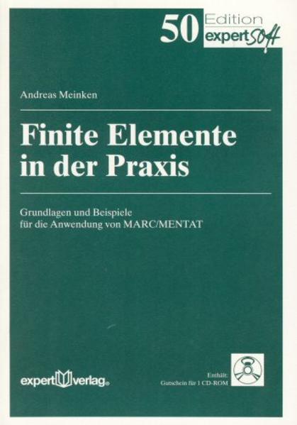 Finite Elemente in der Praxis als Buch