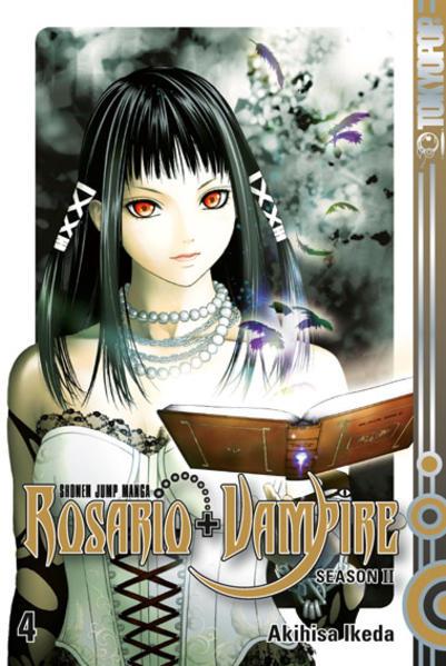 Rosario + Vampire Season II 04 als Buch