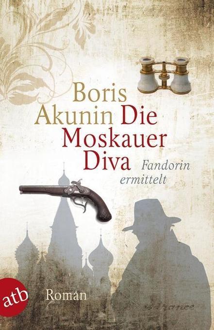Die Moskauer Diva als Taschenbuch