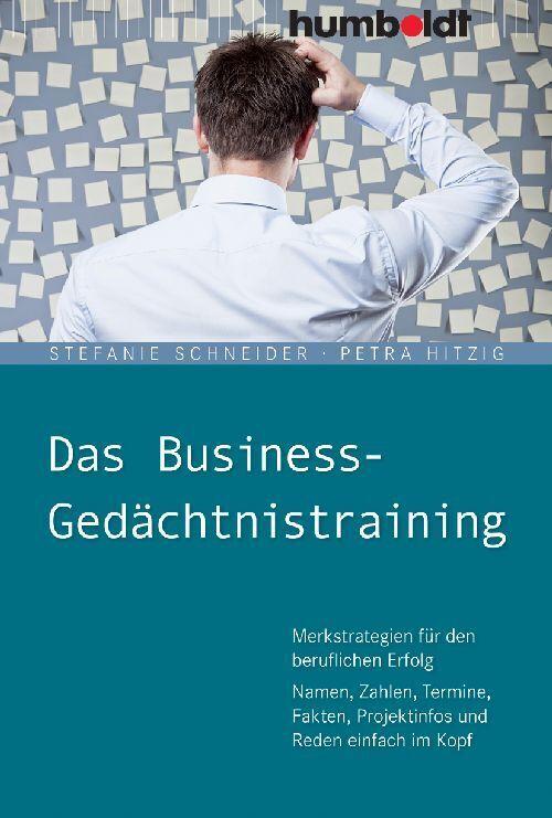 Das Business-Gedächtnistraining als Buch