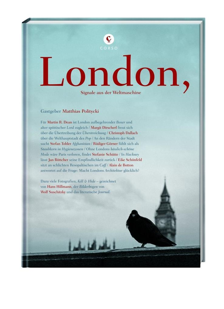 London als Buch