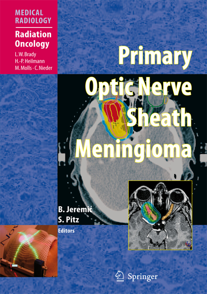 Primary Optic Nerve Sheath Meningioma als Buch