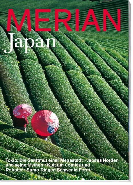 MERIAN Japan als Buch