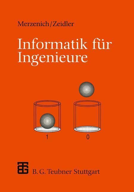 Informatik für Ingenieure als Buch