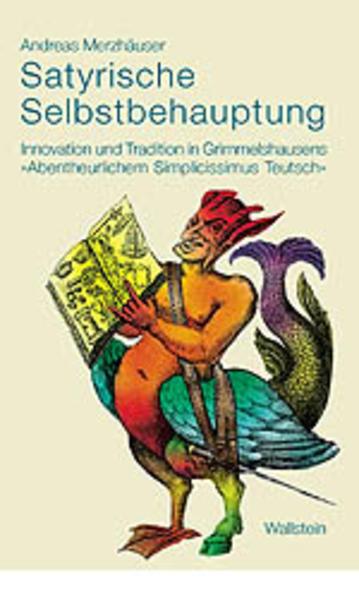 Satyrische Selbstbehauptung als Buch