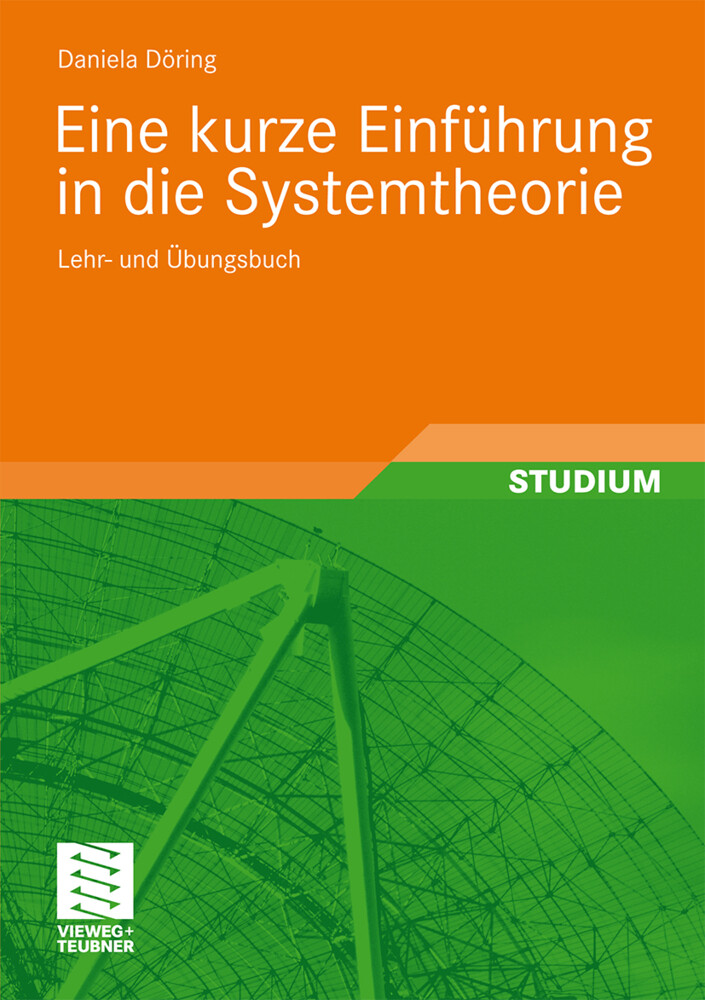 Eine kurze Einführung in die Systemtheorie als Buch von Daniela Döring