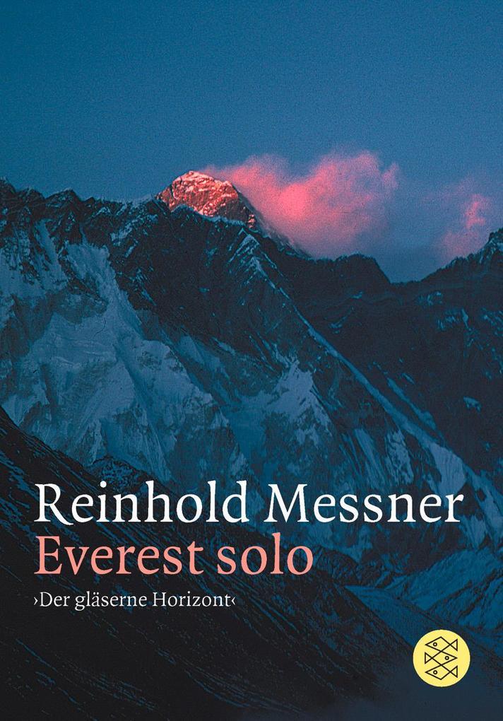 Everest Solo als Taschenbuch