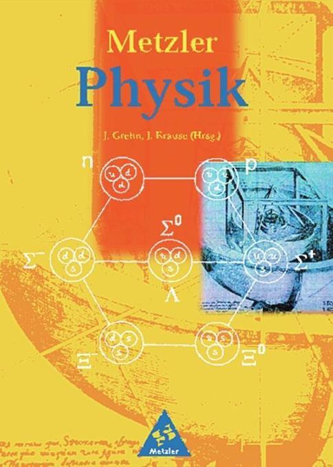 Metzler Physik (3. A.). Gesamtband als Buch
