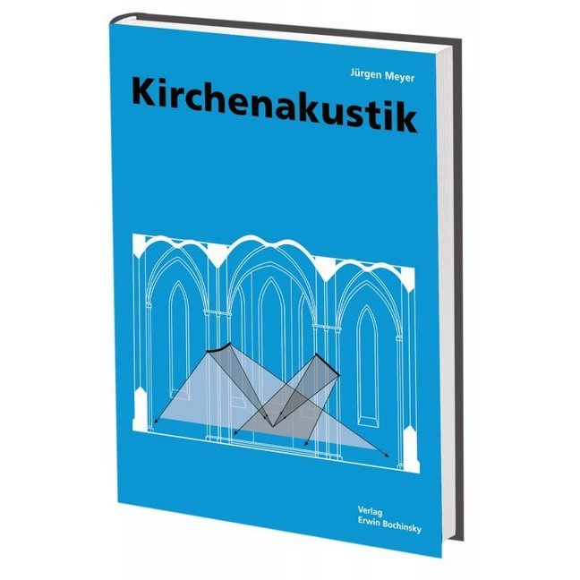 Kirchenakustik als Buch