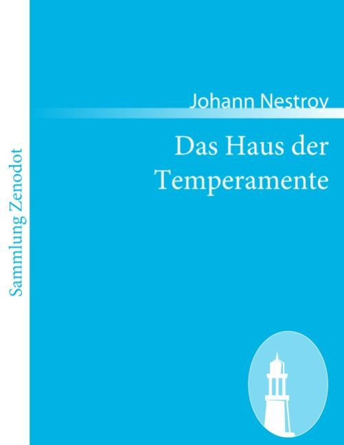 Das Haus der Temperamente als Taschenbuch