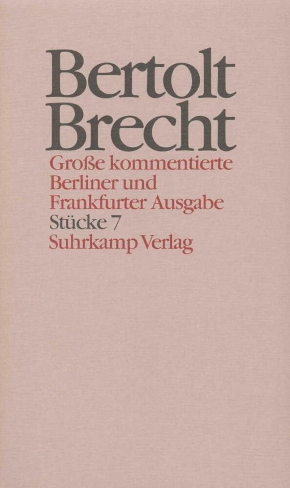 Werke. Große kommentierte Berliner und Frankfurter Ausgabe. 30 Bände (in 32 Teilbänden) und ein Registerband als Buch