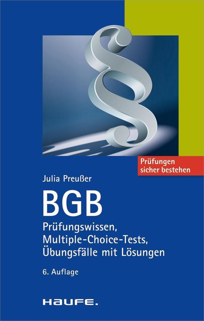 BGB als eBook