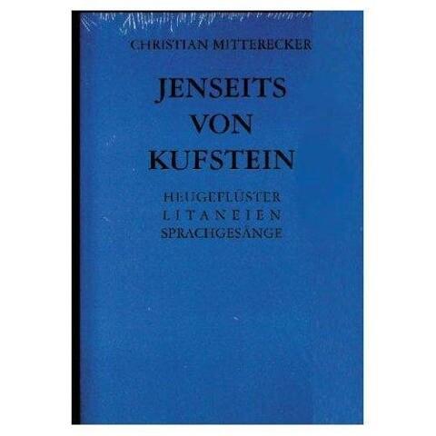 Jenseits von Kufstein als Buch