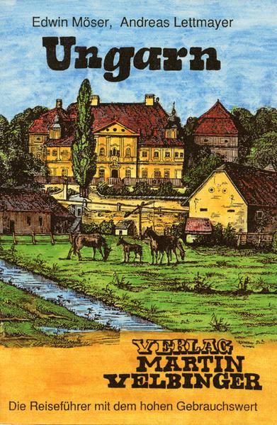 Ungarn als Buch