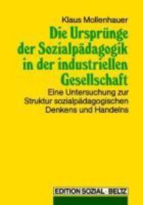 Die Ursprünge der Sozialpädagogik in der indust... als Buch
