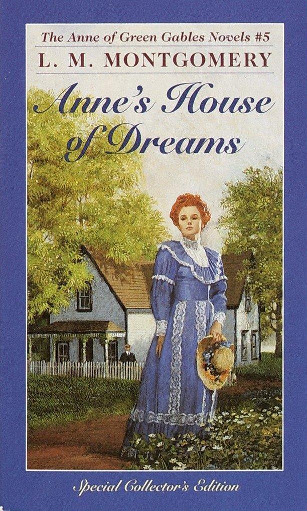 Anne's House of Dreams als Taschenbuch