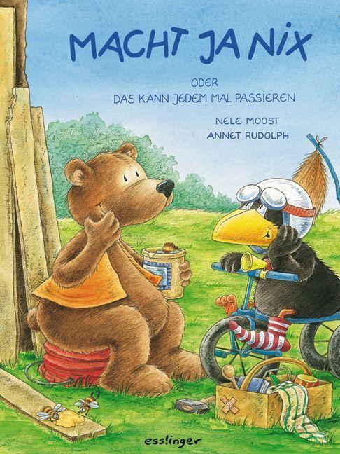 Der kleine Rabe Socke: Macht ja nix! als Buch