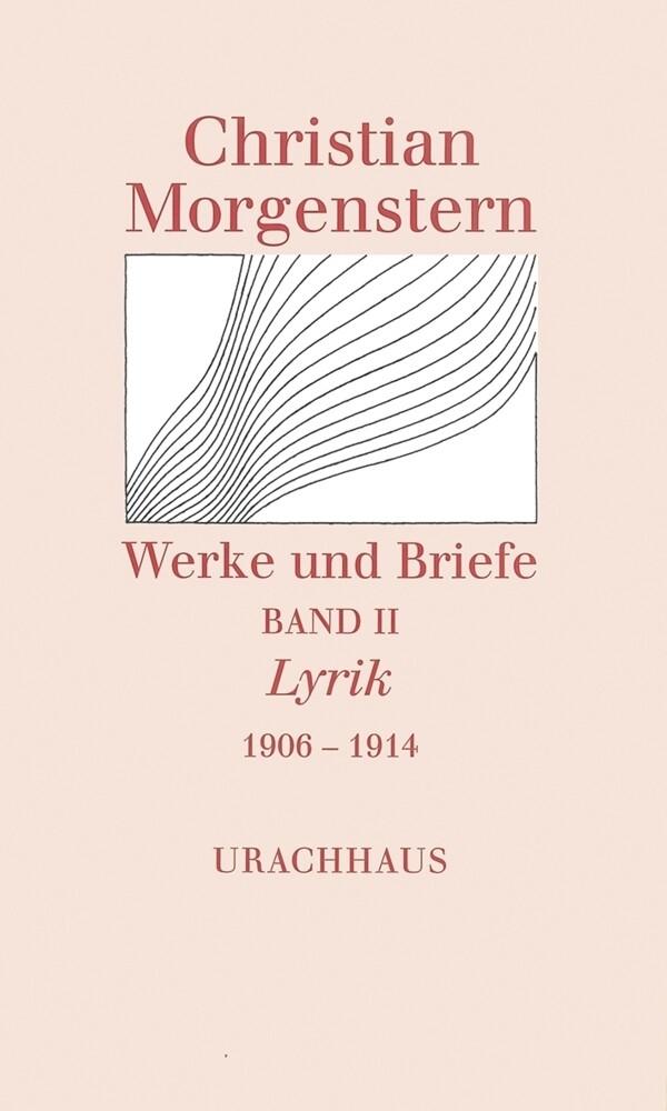 Lyrik 1906 - 1914 als Buch