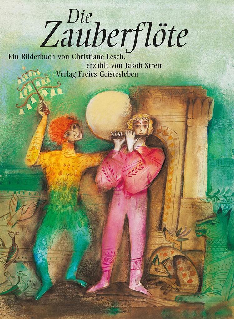 Die Zauberflöte als Buch
