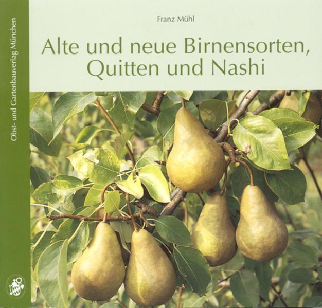 Alte und neue Birnensorten als Buch