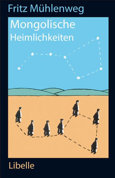 Mongolische Heimlichkeiten als Buch
