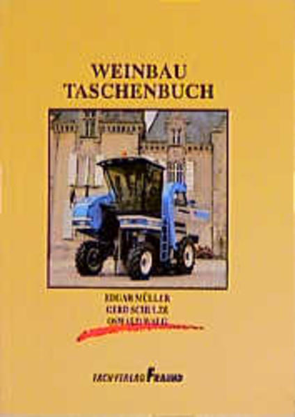 Weinbau-Taschenbuch als Buch