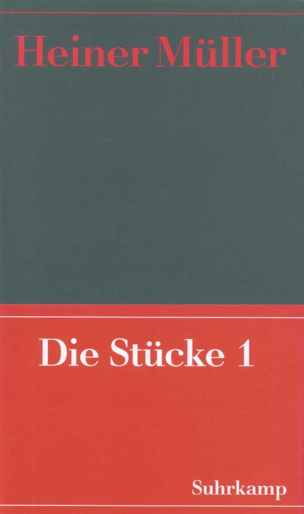 Werke 03. Die Stücke 01 als Buch